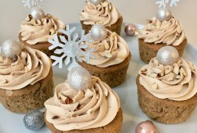 Kryddercupcakes